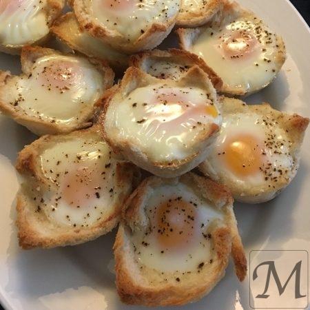 Æggetoast