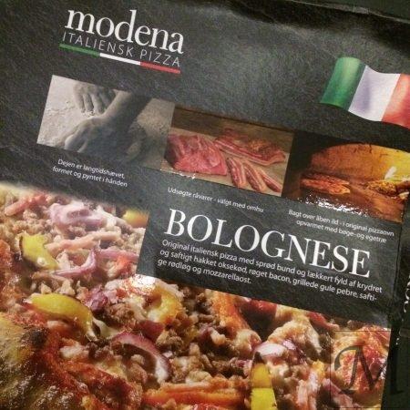 pizza bolognese rema
