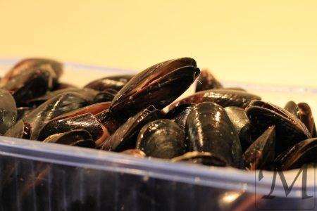 fisk og skaldyr sådan laves blåmuslinger