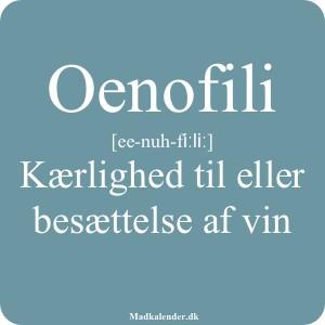 oenofili