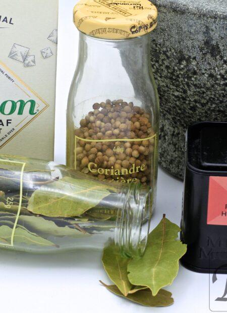 krydderblanding til flæskesteg