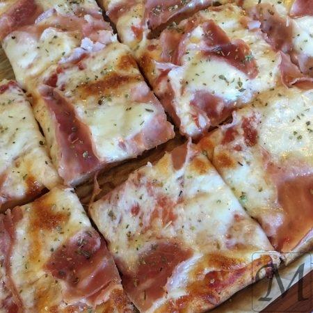 hurtig pizza