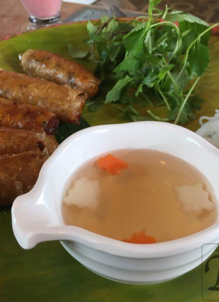 Vietnamesiske forårsruller