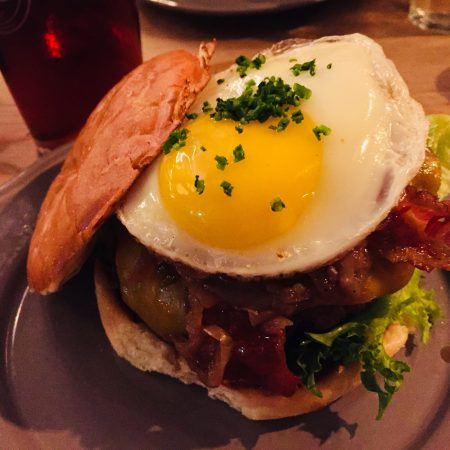 Halifax burger Liverpool