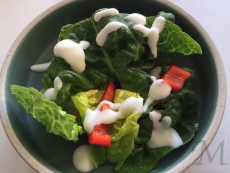 Mormor dressing til den grønne salat