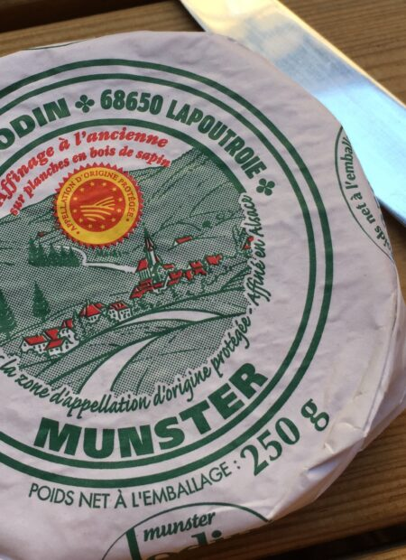 Munster ost fra Alsace
