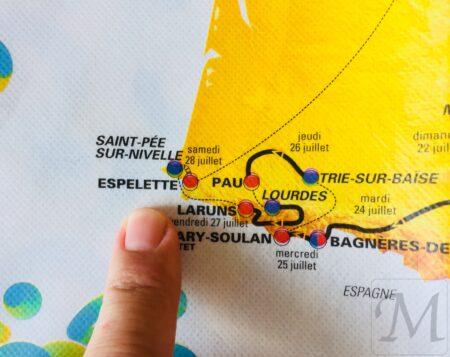 Espelette mål i Tour De France